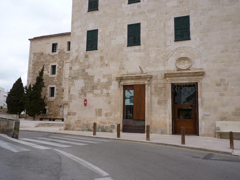 P1170343Mao Museo Menorca