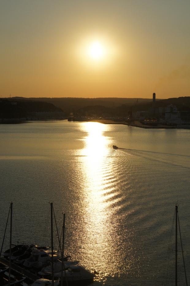 Puerto de Mahón (foto de Cati T.)