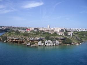 Illa del Rei (Port de Maó)