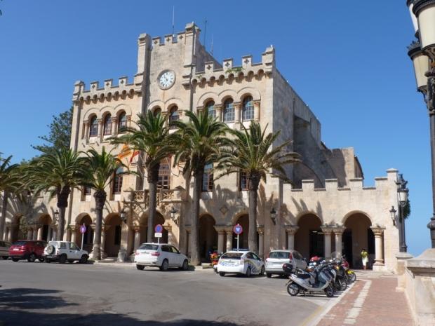 Ajuntament / Ayuntamiento de Ciutadella