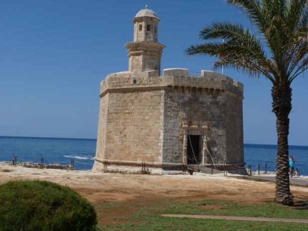 Torre de Sant Nicolau