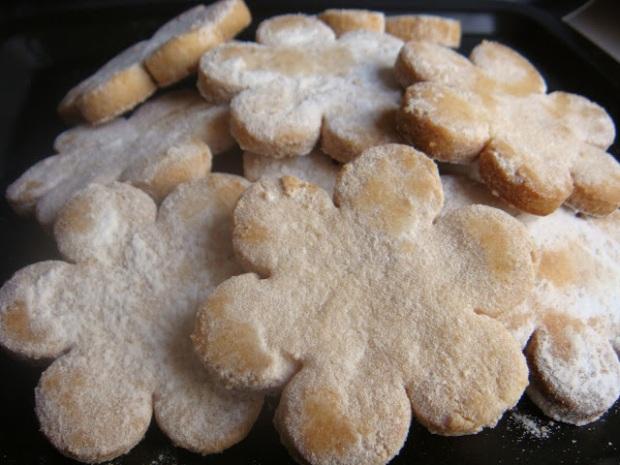 Pastisset, un dels dolços més típics de l'illa (foto del bloc