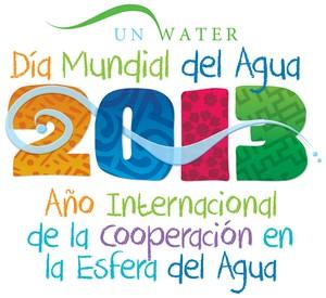 dia mundial agua 2013