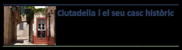 introduccio Ciutadella