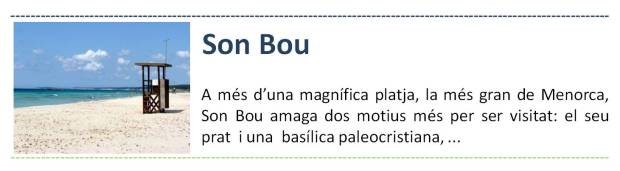 introduccio Son Bou