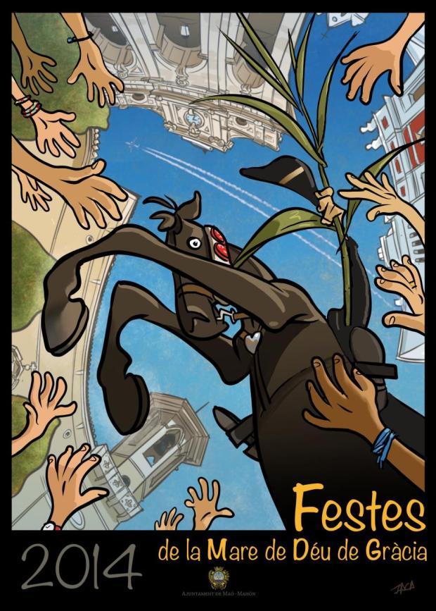 cartell festes de gracia 2014